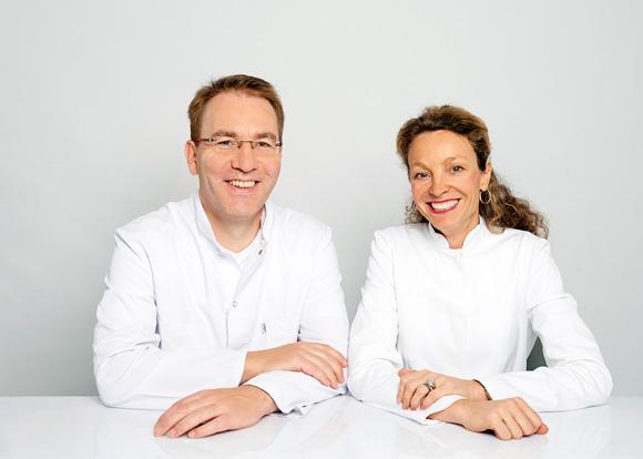 Dr. med. Nadja Hympendahl und Prof. Dr. med. Peter Kurschat